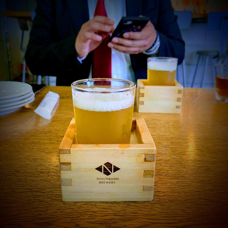 升酒的ランチビール