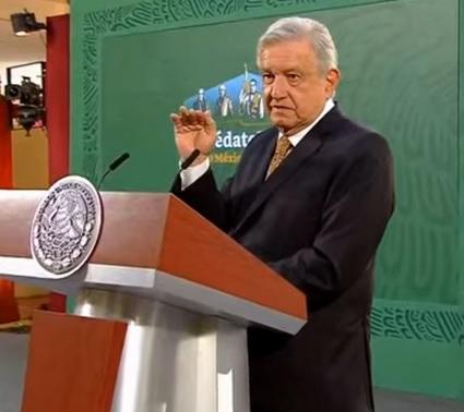 ¡Hijo del presidente de Nicaragua llama cobarde a López Obrador!