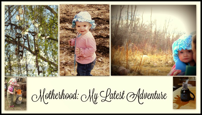 Motherhood: my latest adventure