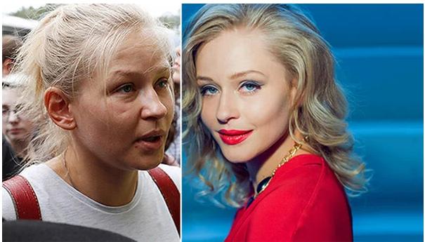 «Обман на лицо» — 7 российских актрис до и после фотошопа