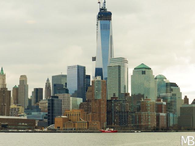 new york skyline crociera