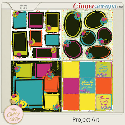 Project Art Templates