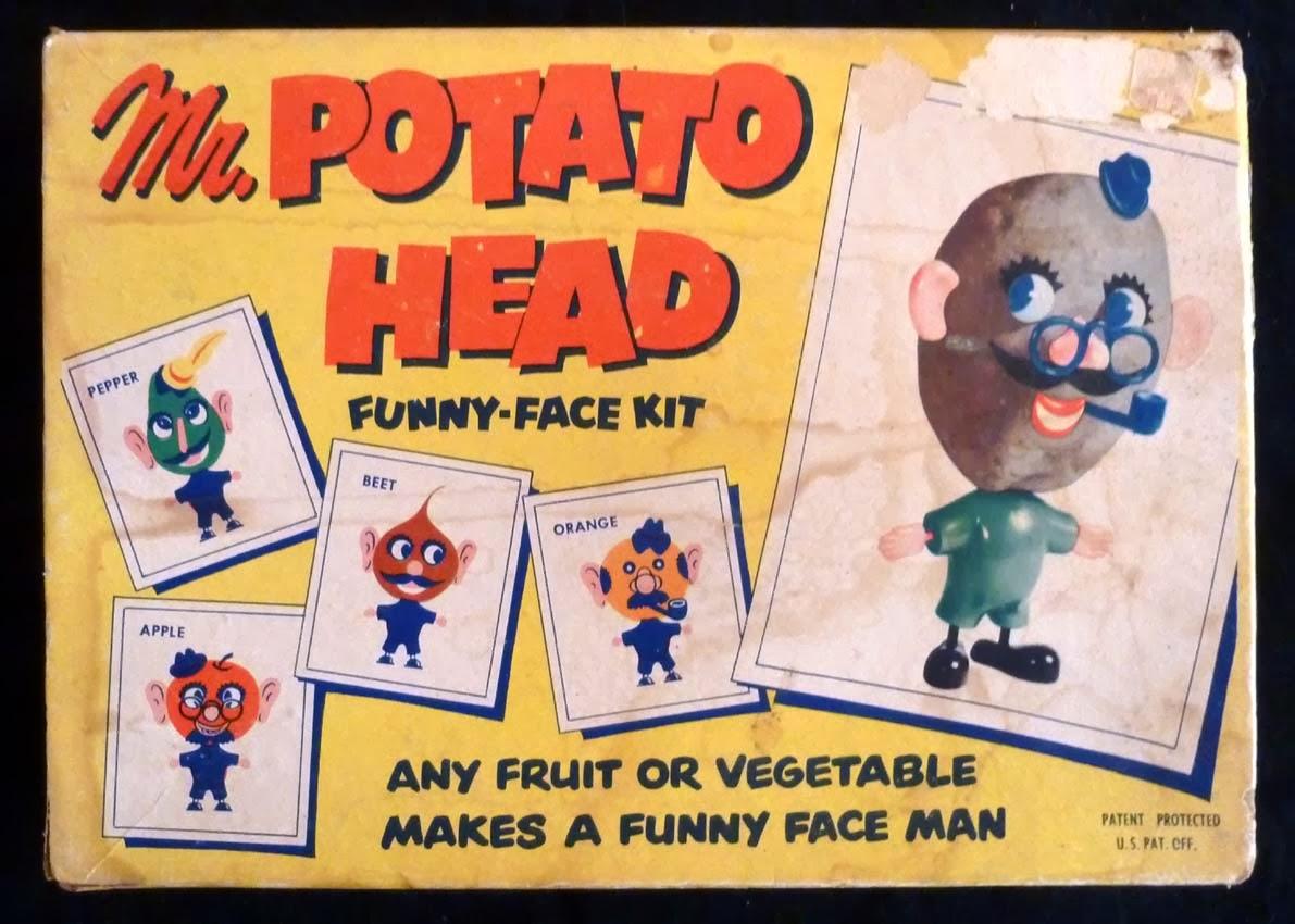 Mr Potato Head 1952
