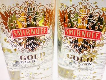 gold vodka smirnoff