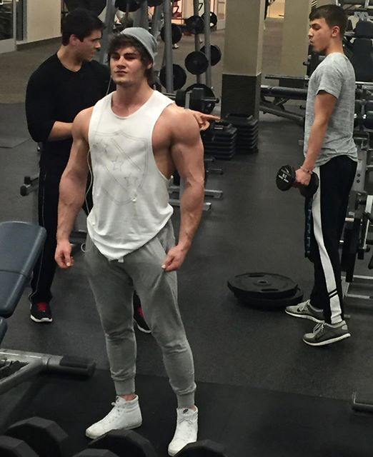 Jeff Seid His Life And Training Bodybuilding Model Workout