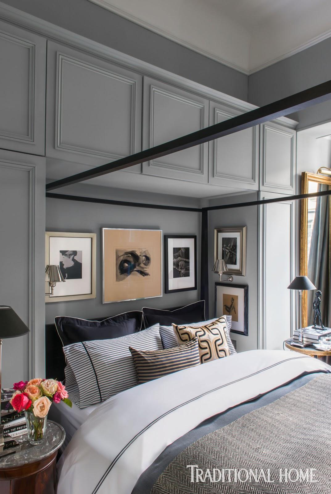 Décor | At Home With: David Jimenez, Paris