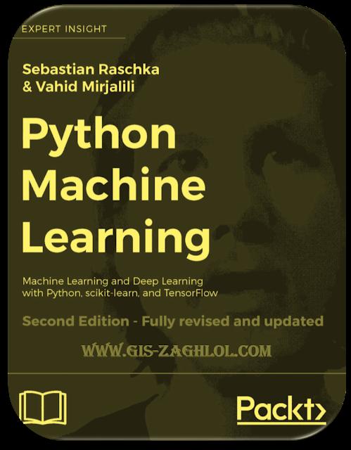 كتاب تعلم الذكاء الاصطناعي باستخدام بايثون Machine Learning and Deep Learning with Python