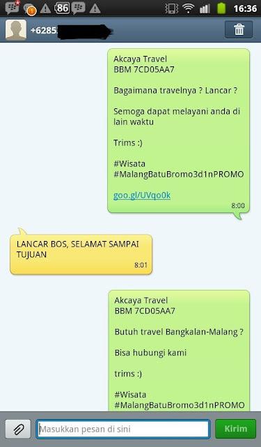 akcayatour, Travel Bangkalan Malang, Travel Malang Bangkalan