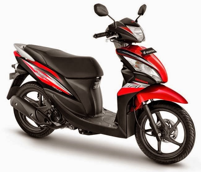 Price-Honda Spacy-Majestic-Red