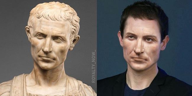 Júlio César/Royalty Now/Reprodução