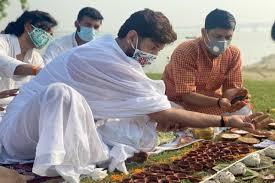 रामविलास पासवान के श्राद्धकर्म में भाग लेने चिराग ने PM मोदी समेत इन नेताओं को भेजा न्योता