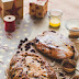 Christmas | Quark Butter Stollen and Cranberry Almond Butter Spelt Stollen
