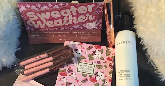 November Boxycharm Review