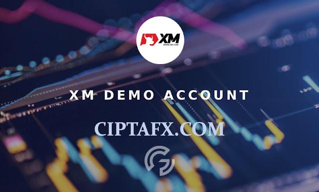 Mencoba Trading Forex di Broker XM dengan Akun Demo