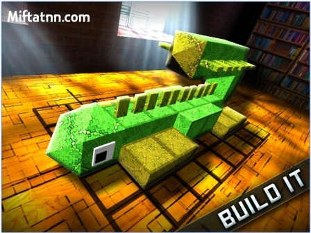 Game Mirip Minecraft di Android MonsterCrafter Mod Apk