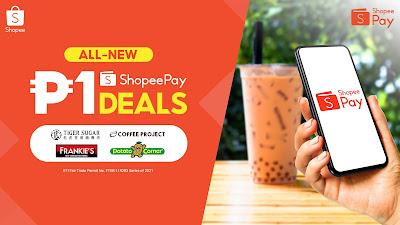 Shopee 1 Peso Deal