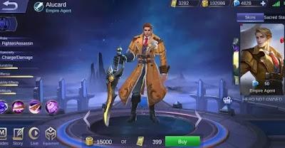 Alucard : Empire Agent