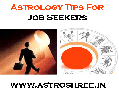 astrology to get job
