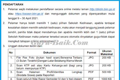 Catat! Berikut Syarat Lengkap Penerimaan Dan Jadwal Pendaftaran SPMB Poltek SSN Tahun 2021