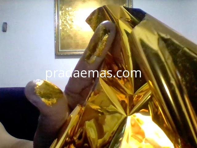 prada emas atau prada kletek