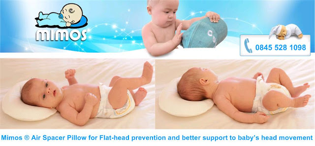 Mimos Pillow Uk Plagiocephaly Flat Head Risk Factors And