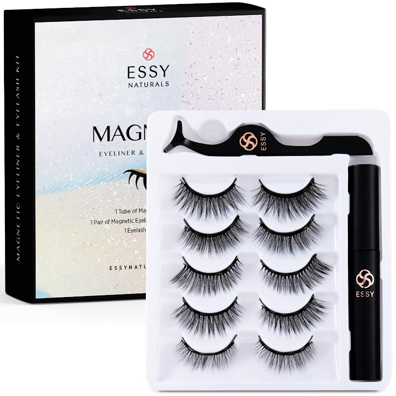 40% OFF Magnetic Eyeliner and Lashes Kit