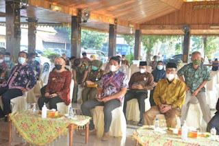 Bupati Batanghari Sambut Kunker Pj.Gubernur Jambi Dr.Hari Nur Cahya Murni