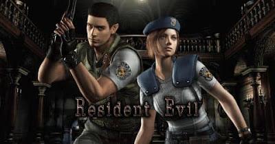 تحميل لعبة 1 Resident Evil