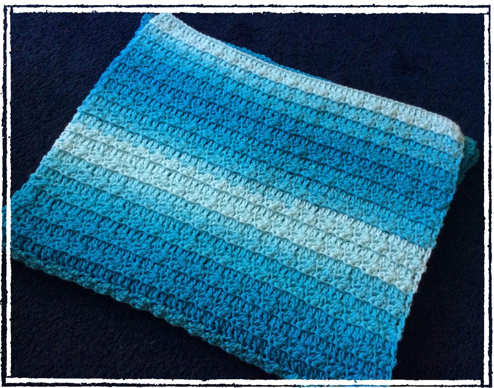 Heather's Crochet Designs: Modified Silt Stitch Crochet Baby