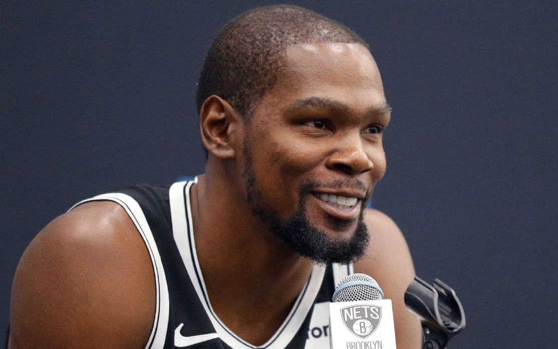 Kevin Durant Says He Has Tested Positive for the Coronavirus