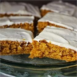 Paul's Pumpkin Bars – Tasty Apron