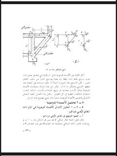 كتاب التحليل الانشائي لتصميم الاعمدة المائلة الفرعونية