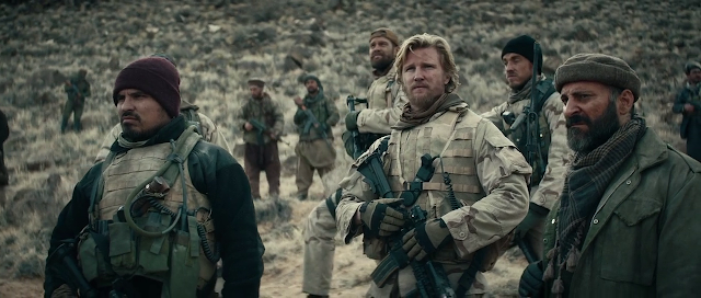 12 Strong (2018) Full Movie [English-DD5.1] 720p BluRay ESubs Download