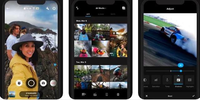 تطبيق GoPro App