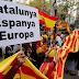 Διαδηλώσεις στην Ισπανία υπέρ της ενότητας