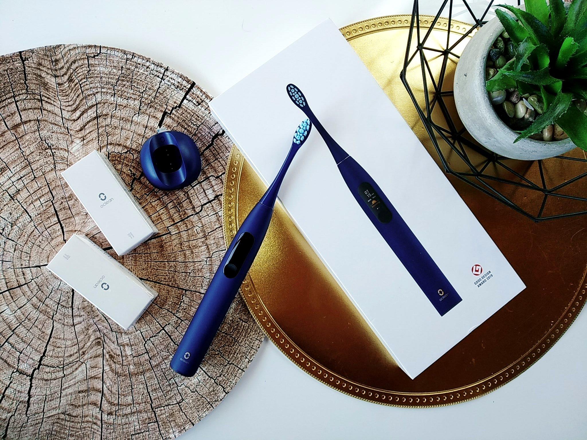 Xiaomi Oclean X - designerska szczoteczka soniczna na miarę XXI wieku!