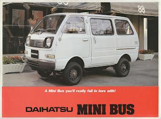 Iklan Daihatsu Hijet 1972