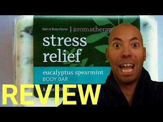 Kem dưỡng thể trị liệu Stress Relief Eucalyptus Spearmint 226g