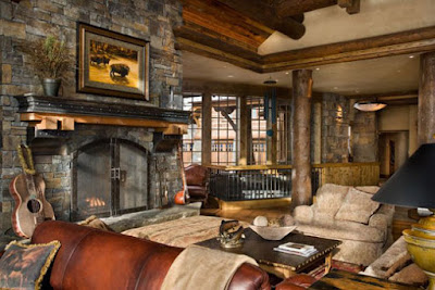 Rustic Interior Design Images