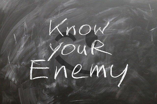 Και στο διάβα σου σκύβει ο εχθρός…