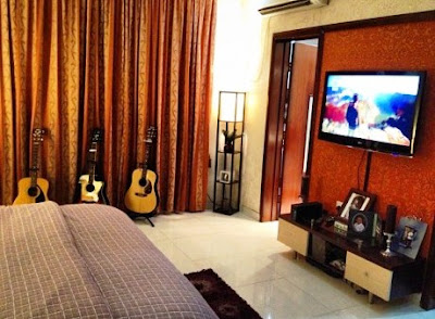 ..Cynthia+Osokogu  See Inside P Square Mansion, P Square living Large