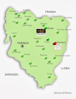 Huesca Puntos de Venta