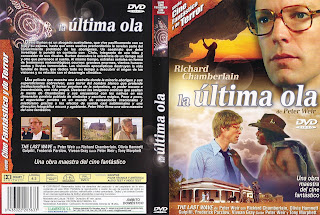 Carátula dvd: La última ola (1977) The Last Wave