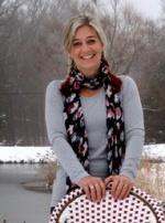 Author Charisse Moritz