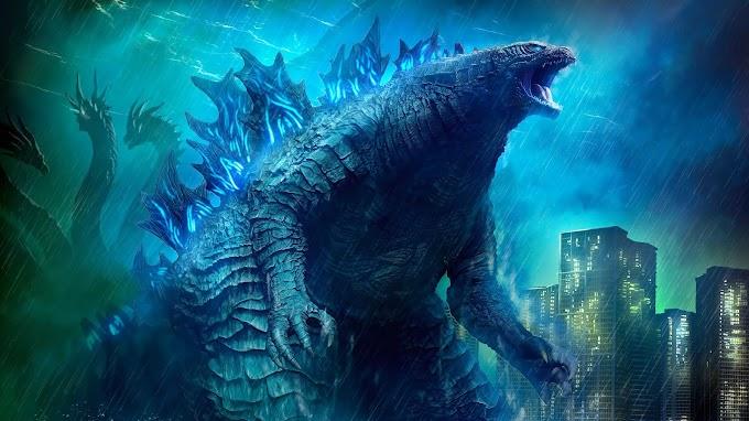 Papel de Parede Godzilla 4k