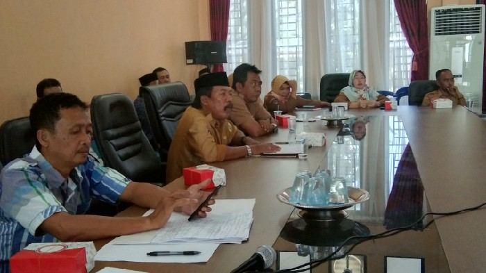Di Hearing ke DPRD, Ini Pembelaan Kades Lamatti Riattang Soal Pemindahan Lokasi Sumur Bor