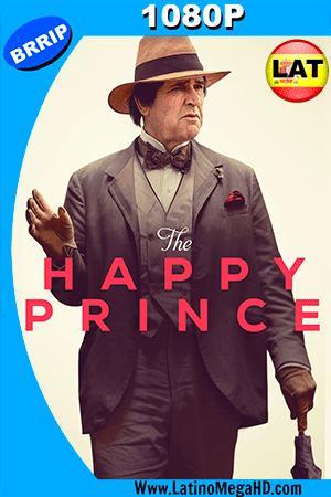 The Happy Prince (2018) Latino HD 1080P ()