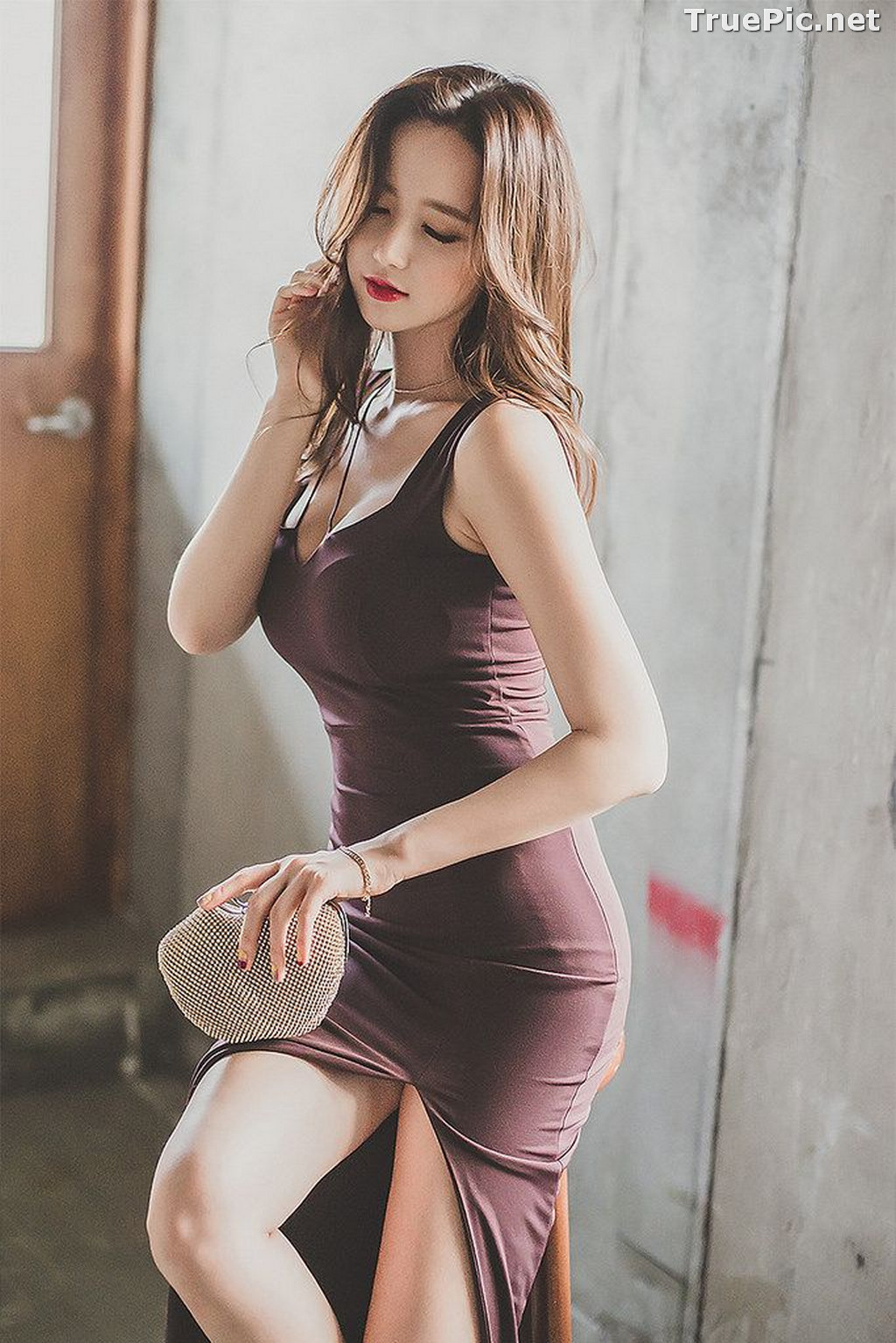 Image Lee Yeon Jeong – Indoor Photoshoot Collection – Korean fashion model – Part 17 - TruePic.net - Picture-8