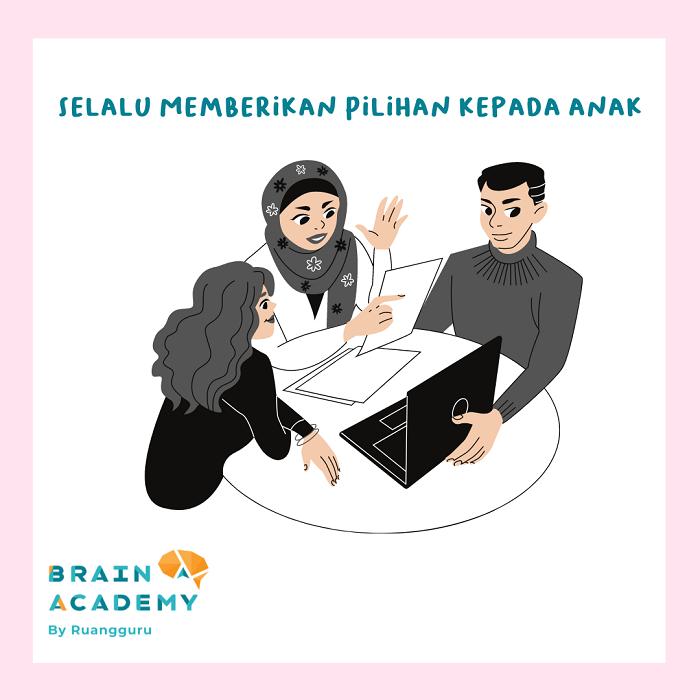 Brain Academy : Cara mendukung anak untuk berpikir positif