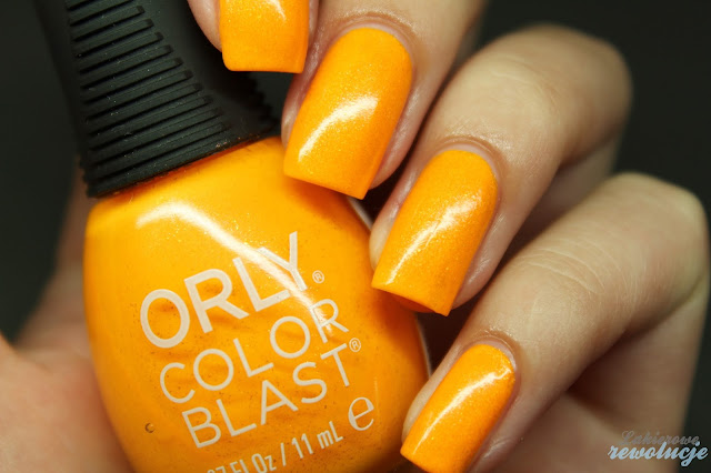 ORLY Color Blast - Sunday Funday